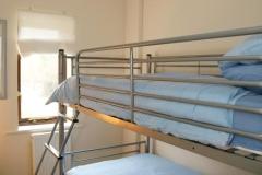 Riverside Cottage bunk bedroom