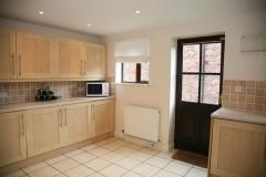 Riverside Cottage kitchen