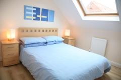 Riverside Cottage bedroom 1