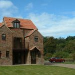 Layout in Riverside Cottage - Awd Tuts Cottages