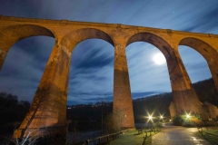 The Viaduct at night2